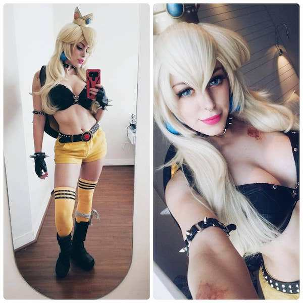 29090512 343105706176710 8433368843488854016 n Nadya Anton knows how to come correct with cosplay (26 Photos)